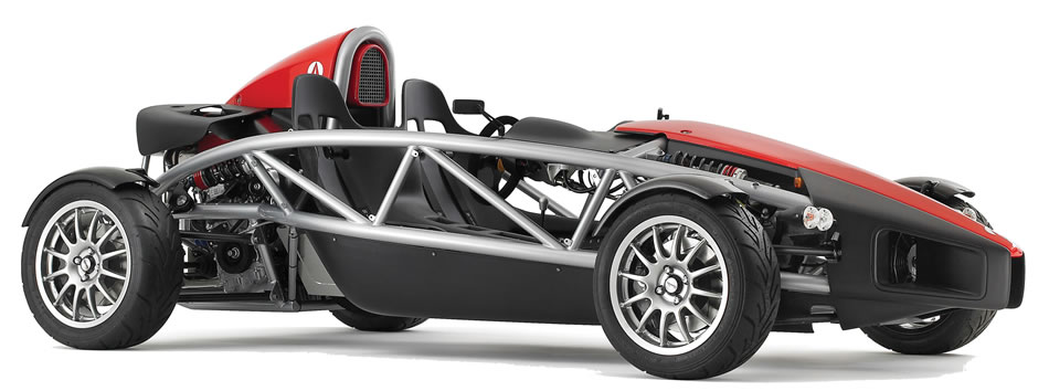 Ariel Atom 3 : une supercar d'exception