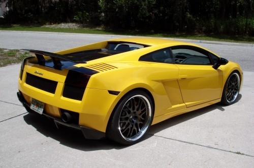 Lamborghini Gallardo revue par Heffner