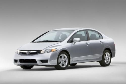 Nouvelle Honda Civic 2009