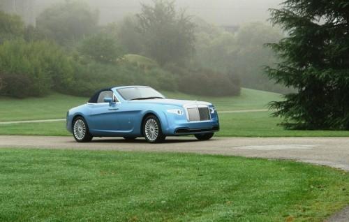 Pininfarina Rolls-Royce Hyperion : unique