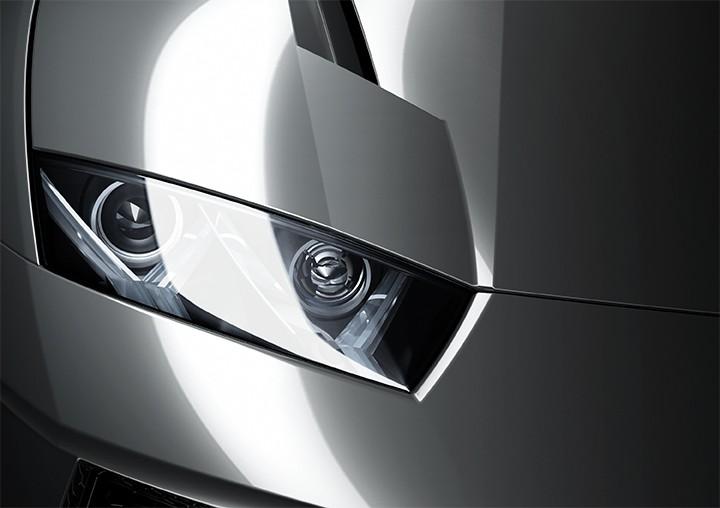 Teaser Lamborghini Septembre 2008