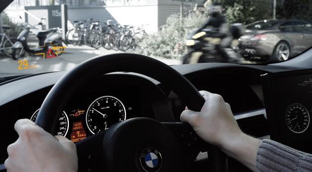 BMW Car-2-Car