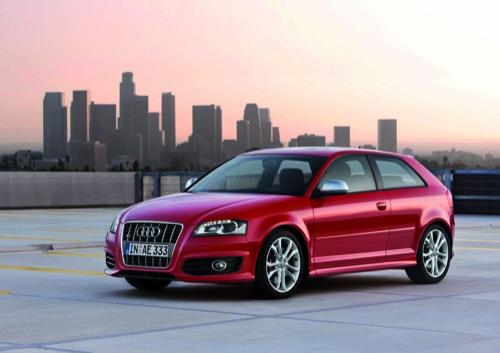 Audi S3 - S-Tronic