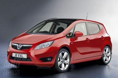 Opel Meriva 2009 : photo définitive