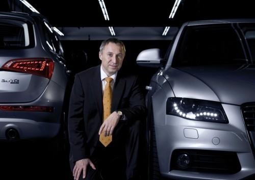 Audi LED Design - Photo