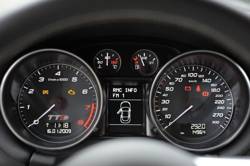 Compteur Vitesse Audi TTS ( BlogAutomobile