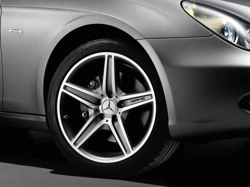 Jantes de la Mercedes CLS Grand Edition (AMG)