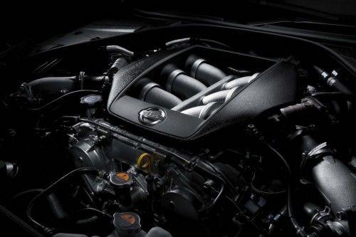 Nissan GT-R SpevV - Le Moteur