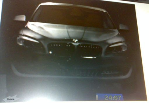 BMW Série 5 F10 - 2010