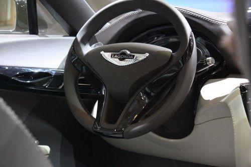Intérieur Aston Martin Lagonda