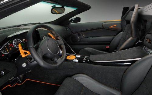 LP 650-4 Roadster - intérieur