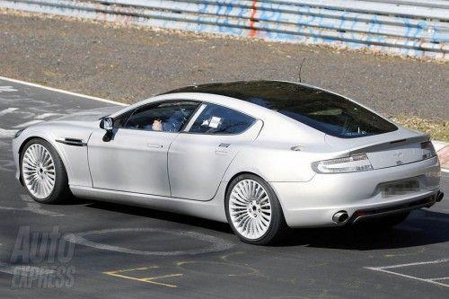 Aston Martin - Proto