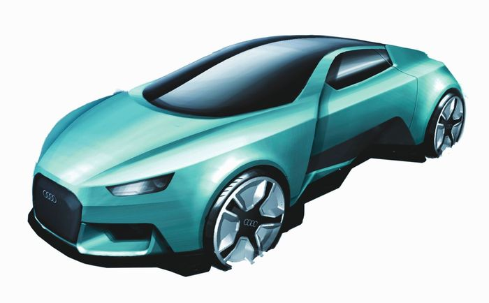 Audi Intelligent Emotion - Concept