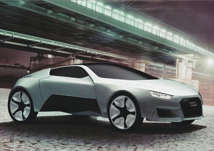 Audi Intelligent Emotion concept