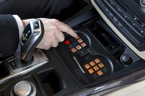 BMW X5 Security Plus - Clavier