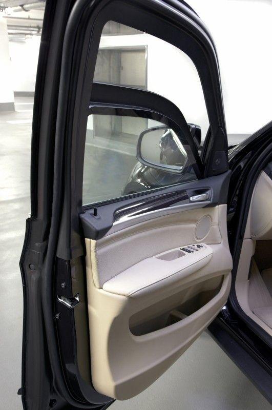 BMW X5 Security Plus - Portière