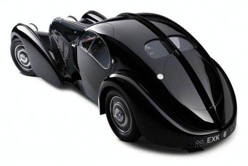 Ralph Lauren's Bugatti Atlantic