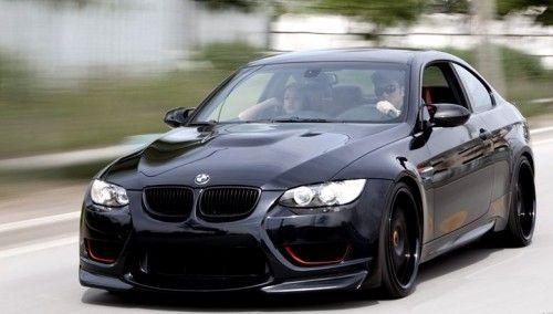 BMW M3 Dark Maul