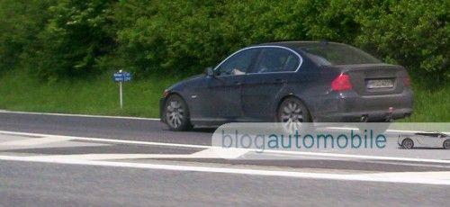 BMW Série 3 2010 - Spyshot