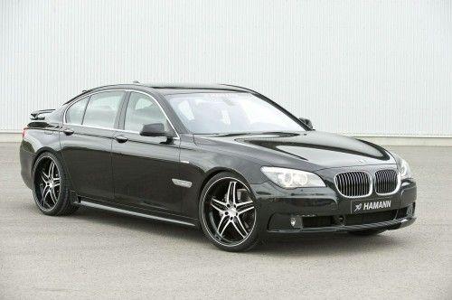 BMW Série 7 Hamann