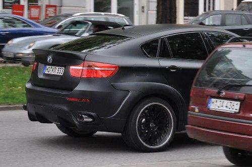 BMW X6 Mat