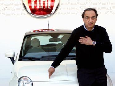 Sergio Marchionne - Patron de Fiat