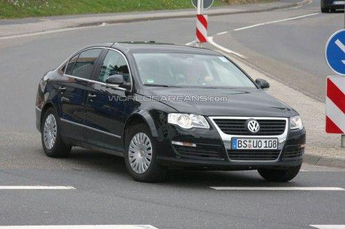 Volkswagen Passat 2012 - Proto