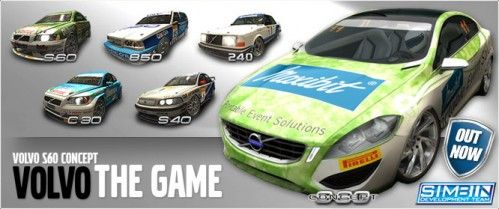 Volvo The Game
