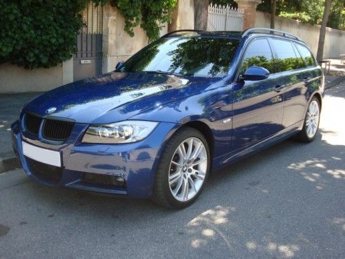 bmw serie3 touring pack sport
