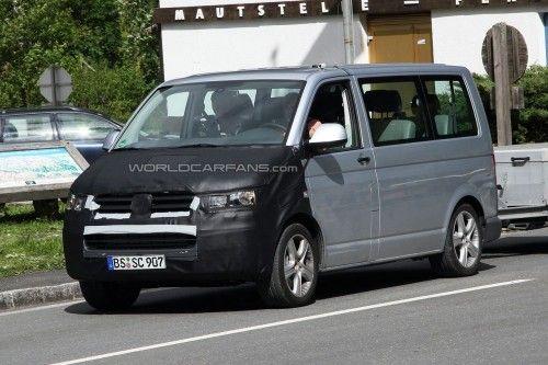 VW T5 Spyshot