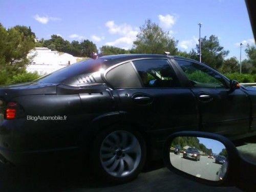 BMW Série 5 2011 Proto