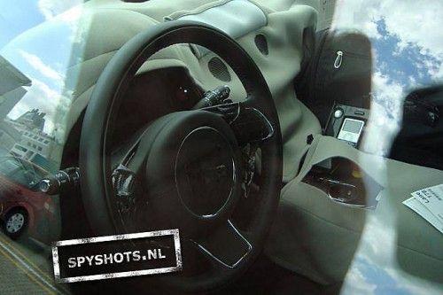 Jaguar-XJ dashboard