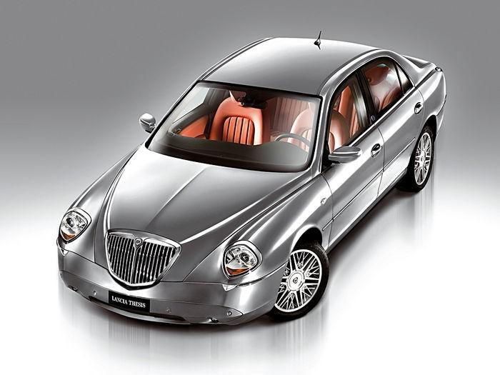 Lancia Thesis2008