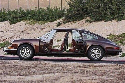 Porsche 911S 1967 Sedan