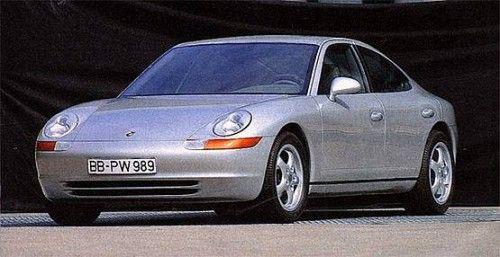 Porsche-989 Sedan