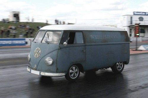 VW T1 Ratz de compèt