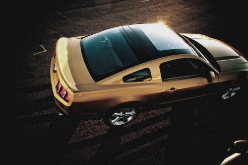 FordMustangGlassRoof2010