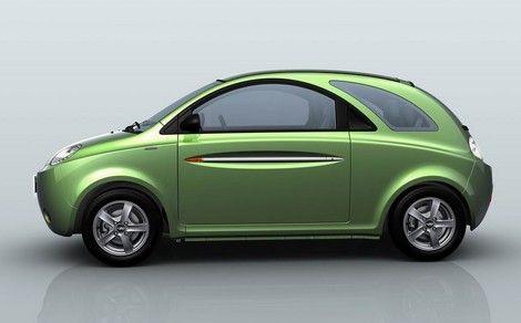 chery-qqme green