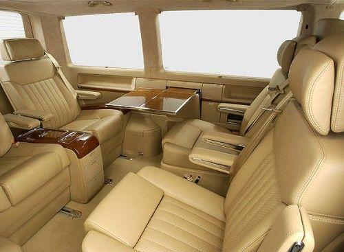 Multivan Business executive