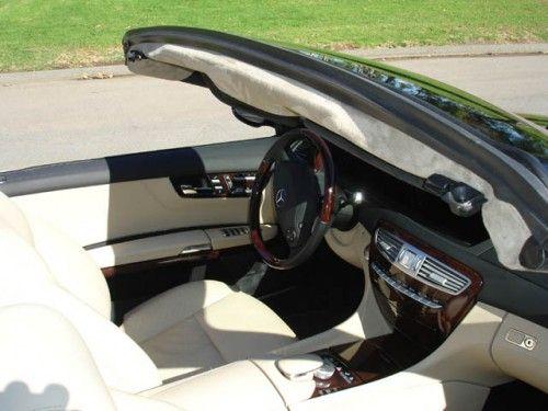 mercedes-cl-convertible