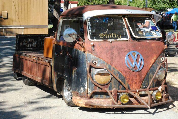 VW T1 Ratz