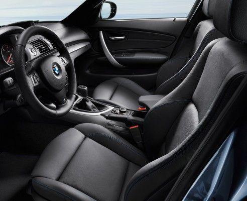 2009_BMW_Serie1_SPORT EDITION Interior