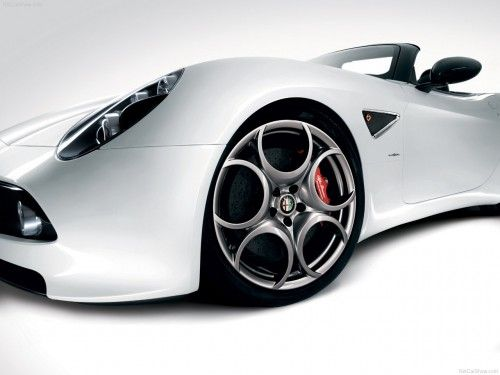 8C front wheel