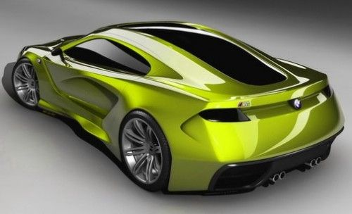 BMW-M1-revival-Supercar-Concept-2009