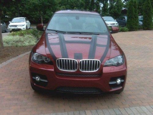 BMW X6 hybrid face