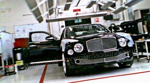 BentleyArnage2010spyphot