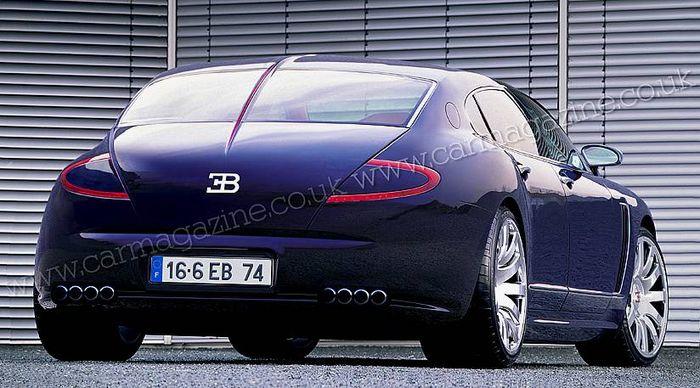 Bugatti Bordeaux by Carmagazine