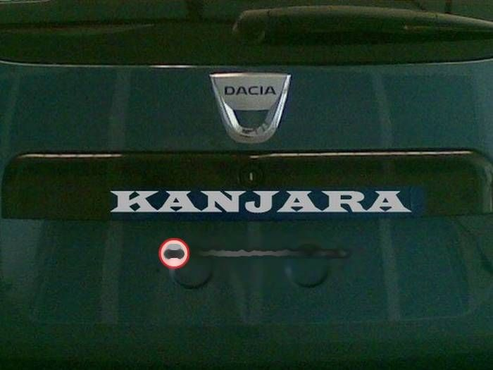 Dacia_Kanjara_name