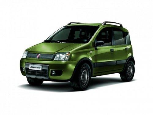 Fiat panda 4x4 Adventure
