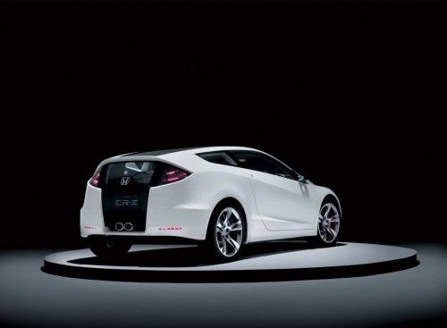 Honda_CR-Z_Concept_rear